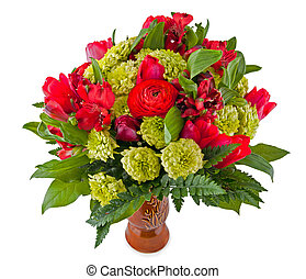blomster bouquet