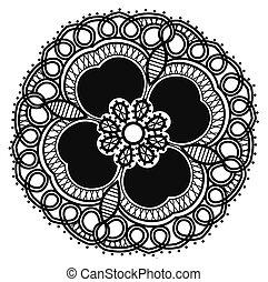 blomster mönstra