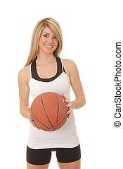 Blond Basketball Player 1