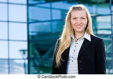 blond, frauenunternehmen