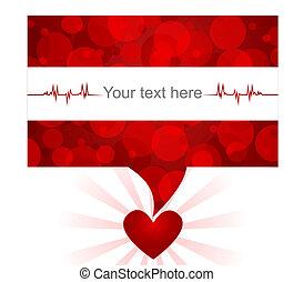 Blood donation background