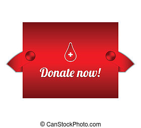 blood donation medical background