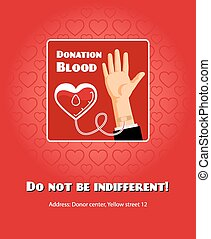 donation poster templates