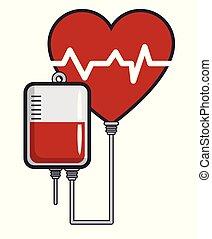 blood donation symbol