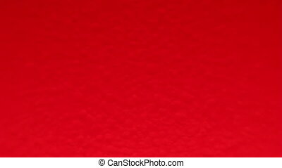 blood macro - red liquid with small bubbles, similar to...