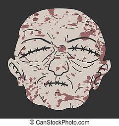 Blood murder halloween