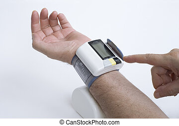 Blood pressure - Checking Blood Pressure