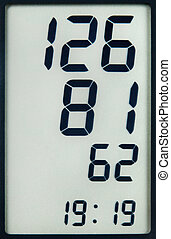 Blood Pressure Measurement Data