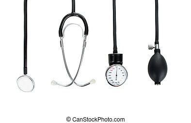 Blood pressure meter medical