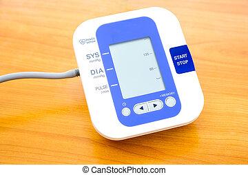 Blood pressure meter - Automatic Sphygmomanometer or Blood...