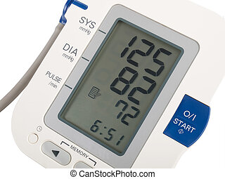 Blood pressure monitor - digital blood pressure equipment...