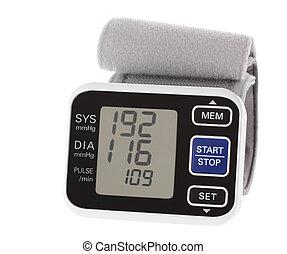Blood Pressure Monitor - Wrist blood pressure monitor...