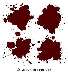 Blood splat