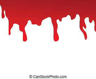blood splat vector illustration