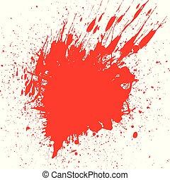 blood splatter background 2708