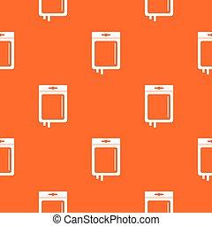 Blood transfusion pattern seamless - Blood transfusion...