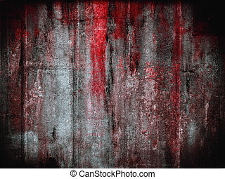 bloody abstract background