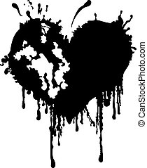 Bloody ragged heart.eps