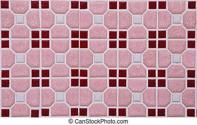 bloque, mármol, textura