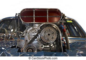 Blower - Car Supercharger