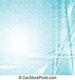 blu, 10, astratto, eps, fondo., luminoso, vettore, tecnologia, disegno, colorito