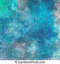 blu, afflitto, fondo, struttura
