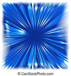 blu, astratto, fondo
