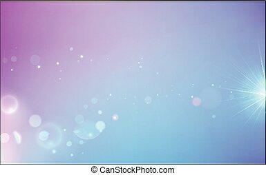 blu, astratto, morbido, fondo