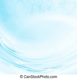 blu, astratto, premade, disegno, fondo