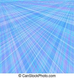 blu, astratto, rays., fondo, radiale