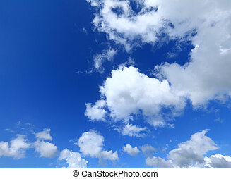 blu, cielo