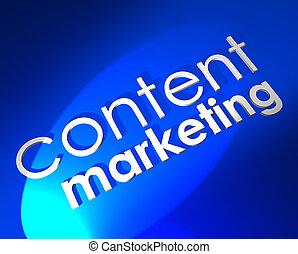 blu, contenuto, webinars, formati, fondo, blogs, media, marketing, videi, sociale, outreach, canali, cliente, altro, attraverso, parole, digitale, tale, 3d, illustrare