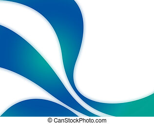 blu, curve