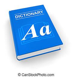 blu, dizionario