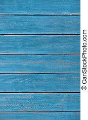 blu, estate, verticale, denim, legno, fondo, spiaggia