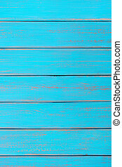 blu, estate, verticale, luminoso, legno, fondo, spiaggia