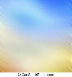 blu, grafico, grunge, fondo, colorito, vendemmia, astratto, giallo, o, carta, disegno, cornice, arte, bordo, texture., disposizione