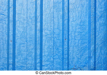 blu, grattugiare, metallo, fondo