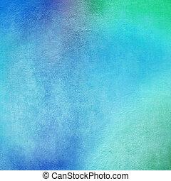 blu, grunge, fondo, struttura
