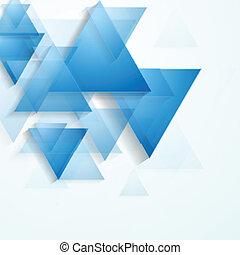 blu, luminoso, tecnologia, fondo