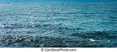 blu, mare, superficie, oceano, acqua, fondo