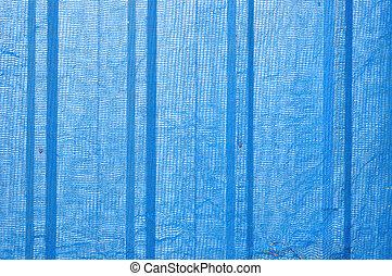 blu, metallo, fondo, grattugiare