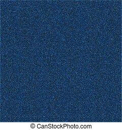 blu, moderno, jeans, struttura, vettore, fondo
