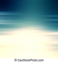 blu, movimento, astratto, fondo, offuscamento