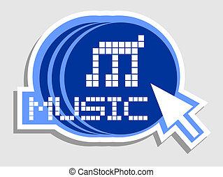 blu, musica