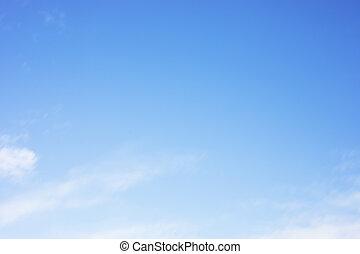 blu, nubi, spazio, cielo, fuoco, fondo, bianco, copia, morbido