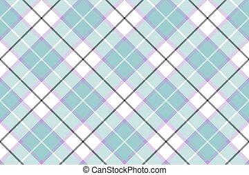 blu, plaid, colorare, diagonale, seamless, tartan, fondo, bambino, bianco