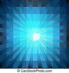 blu, scoppio