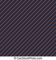blu scuro, strisce, seamless, modello