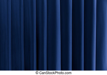 blu, striscie, verticale, astratto, linee, fondo.